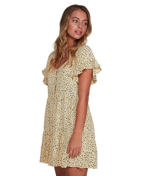 WHEAT WOMENS CLOTHING BILLABONG DRESSES - BB-6504462-W15