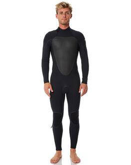 BLACK BLACK BLACK SURF WETSUITS O'NEILL STEAMERS - 4957J94