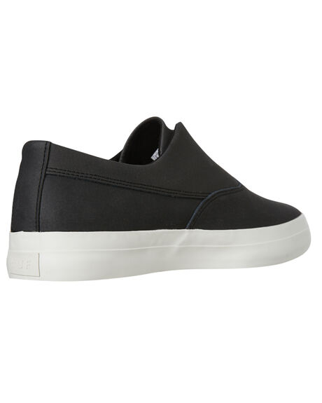 BLACK MENS FOOTWEAR HUF SNEAKERS - VC00087-BLACK