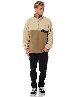 ASH TAN MENS CLOTHING PATAGONIA JUMPERS - 25580ASHT