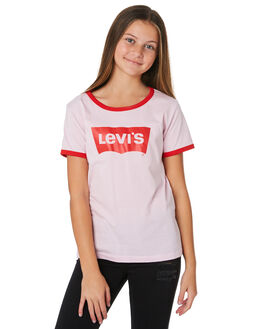 PINK LADY KIDS GIRLS LEVI'S TOPS - 37391-0284PKLD