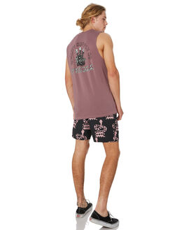 WASHED CLAY OUTLET MENS O'NEILL SINGLETS - 5711112WCL