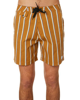 TOBACCO MENS CLOTHING BANKS BOARDSHORTS - BS0197TOB