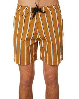 TOBACCO MENS CLOTHING BANKS BOARDSHORTS - BS0197TOB