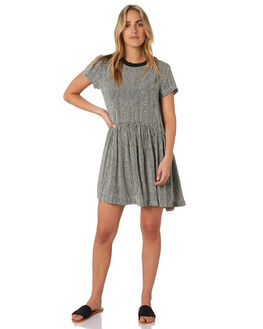 STRIPE WOMENS CLOTHING VOLCOM DRESSES - B1312053MLT