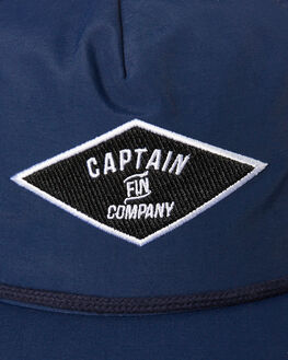 NAVY MENS ACCESSORIES CAPTAIN FIN CO. HEADWEAR - CH183007NVY