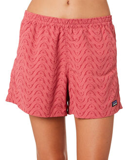 BLUFF RIVER WOMENS CLOTHING PATAGONIA SHORTS - 57058BLSP
