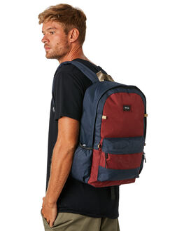 WINE MENS ACCESSORIES RVCA BAGS + BACKPACKS - R371452BWINE