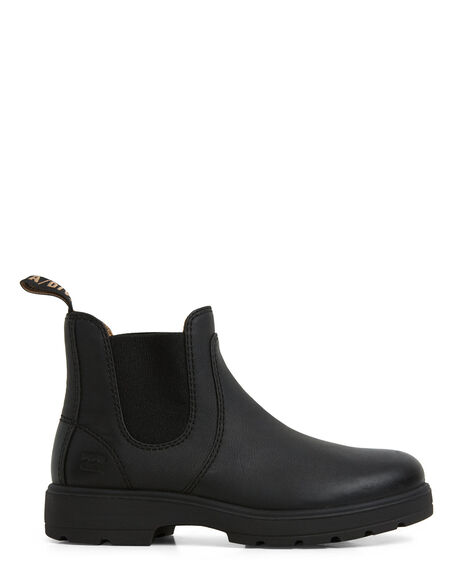 BLACK WOMENS FOOTWEAR BILLABONG BOOTS - BB-6603872-BLK