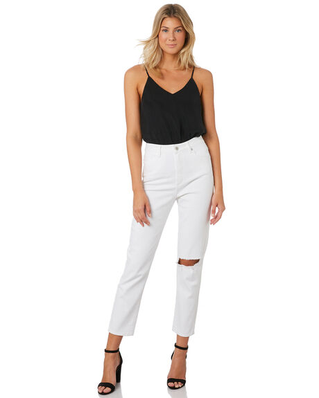 ZINC RIP WOMENS CLOTHING ABRAND JEANS - 715584596