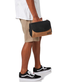 BLACK TAN MENS ACCESSORIES RIP CURL BAGS + BACKPACKS - BUTKD15140