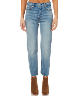 ROUGH TIDE WOMENS CLOTHING LEVI'S JEANS - 34964-0001RTE