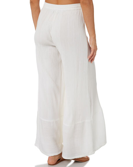 IVORY WOMENS CLOTHING TIGERLILY PANTS - T602370IVY