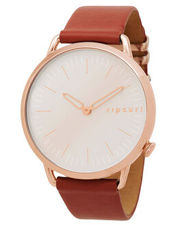 ROSE GOLD WOMENS ACCESSORIES RIP CURL WATCHES - A3008G4093