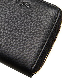 BLACK WOMENS ACCESSORIES RUSTY PURSES + WALLETS - WAL0782BLK