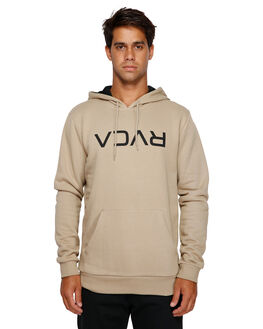 DUST YELLOW MENS CLOTHING RVCA JUMPERS - RV-R191152-DYL