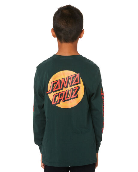 BOTTLE KIDS BOYS SANTA CRUZ TOPS - SC-YLA9196BTL