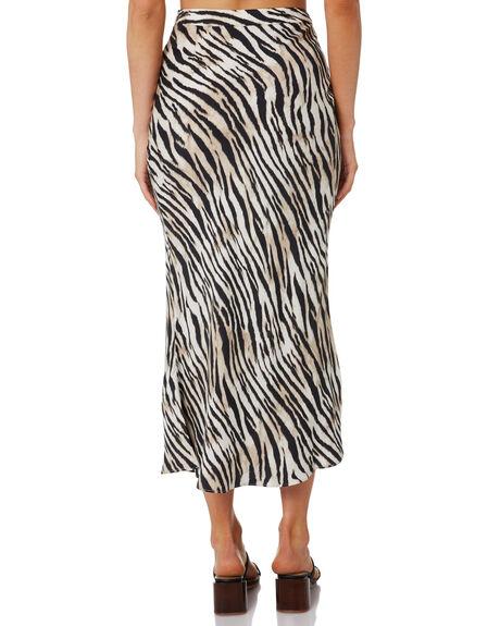 NATURAL WOMENS CLOTHING TIGERLILY SKIRTS - T303278NAT