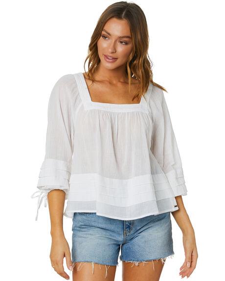 WHITE WOMENS CLOTHING O'NEILL FASHION TOPS - SP0404006025