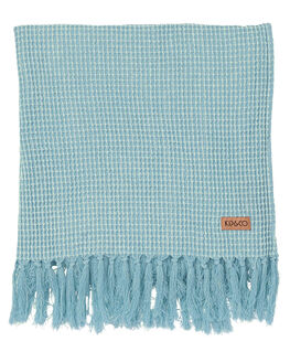 LAGOON WOMENS ACCESSORIES KIP AND CO TOWELS - SS18149LAG