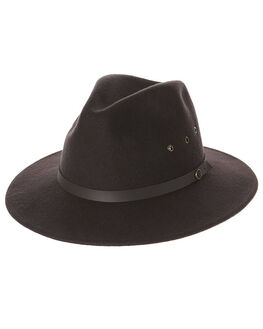 CHOCOLATE MENS ACCESSORIES FALLENBROKENSTREET HEADWEAR - 307CHOC1