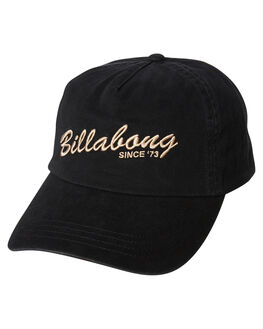 OFF BLACK WOMENS ACCESSORIES BILLABONG HEADWEAR - 6682305OFB