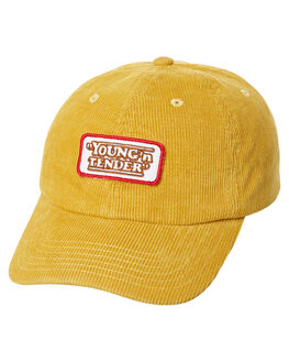 MUSTARD MENS ACCESSORIES INSIGHT HEADWEAR - 5000001869MUS