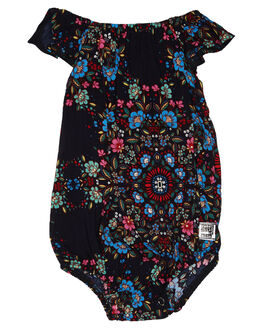 EMBLEM INDIGO KIDS BABY SWEET CHILD OF MINE CLOTHING - SS18SCTRMPEMBIN