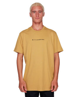 GOLD MENS CLOTHING BILLABONG TEES - BB-9591053-GOL