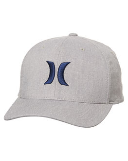 GREY MARLE MENS ACCESSORIES HURLEY HEADWEAR - MHA000312007F
