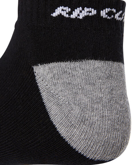 BLACK MENS CLOTHING RIP CURL SOCKS + UNDERWEAR - CSODD10090