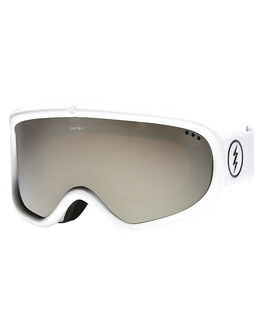 GLOSS WHITE SNOW ACCESSORIES ELECTRIC GOGGLES - EG2116106BRSR