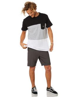 BLACK MENS CLOTHING BILLABONG SHORTS - 9582710BLK