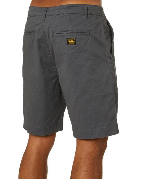 GREY MENS CLOTHING DEPACTUS SHORTS - D5221231GRY