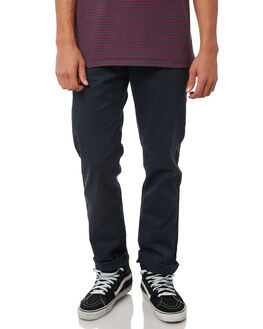 DARK NAVY MENS CLOTHING VOLCOM PANTS - A1111601DNV