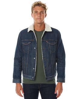 LUCKY TOWN MENS CLOTHING LEVI'S JACKETS - 16365-0034LTWN