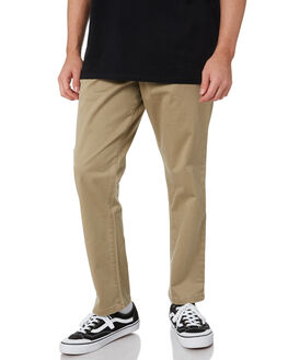 STONE MENS CLOTHING GLOBE PANTS - GB01916002STN