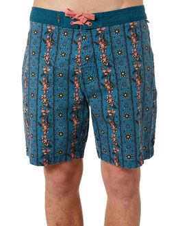 BLUE YONDER MENS CLOTHING THE CRITICAL SLIDE SOCIETY BOARDSHORTS - BS1853BLUYO