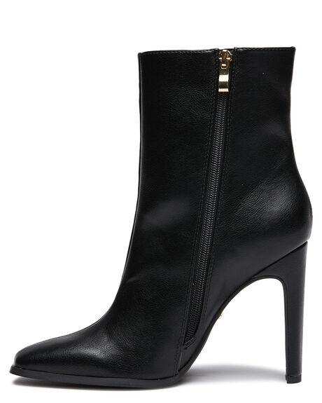 BLACK OUTLET WOMENS BILLINI BOOTS - B1015BLK