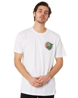 WHITE MENS CLOTHING IMPERIAL MOTION TEES - 201901002093WHT