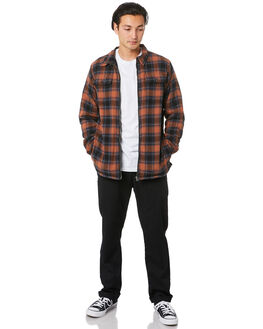 RUST MENS CLOTHING ST GOLIATH SHIRTS - 4350015RUST