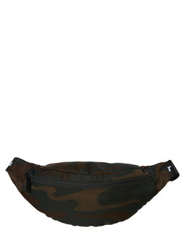 CAMO EVERGREEN MENS ACCESSORIES CARHARTT BAGS + BACKPACKS - I02687205P