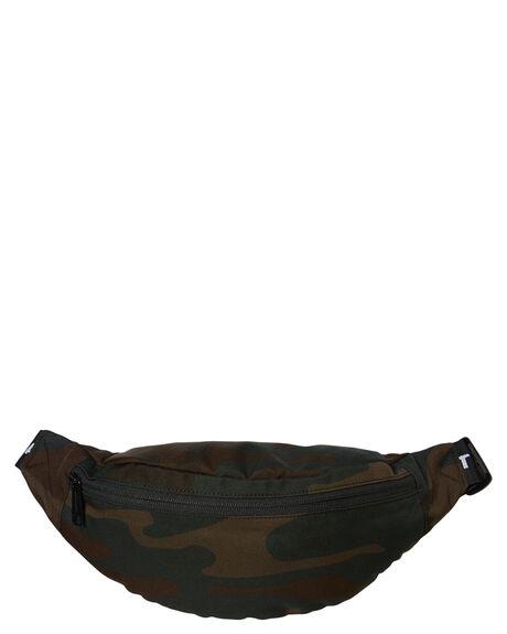CAMO EVERGREEN MENS ACCESSORIES CARHARTT BAGS + BACKPACKS - I02687205P