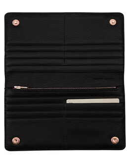 BLACK WOMENS ACCESSORIES STATUS ANXIETY PURSES + WALLETS - SA1401BLK