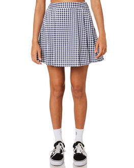 MIDNIGHT BLUE OUTLET WOMENS VOLCOM SKIRTS - B1411902MDB