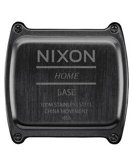 ALL BLACK GOLD MENS ACCESSORIES NIXON WATCHES - A11071031