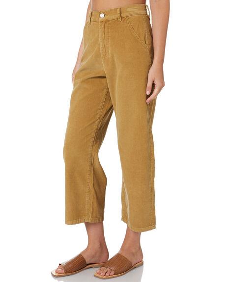 TAN WOMENS CLOTHING THE HIDDEN WAY PANTS - H8203193TAN