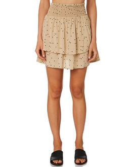 SPOT WOMENS CLOTHING THE PEOPLE VS SKIRTS - AW19W043SPO