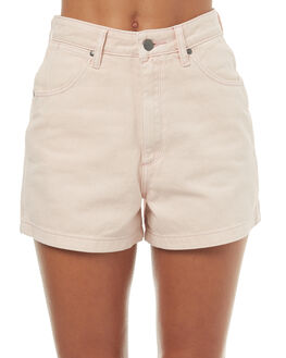 ALMOST PINK WOMENS CLOTHING WRANGLER SHORTS - W-950951-EA5ALP