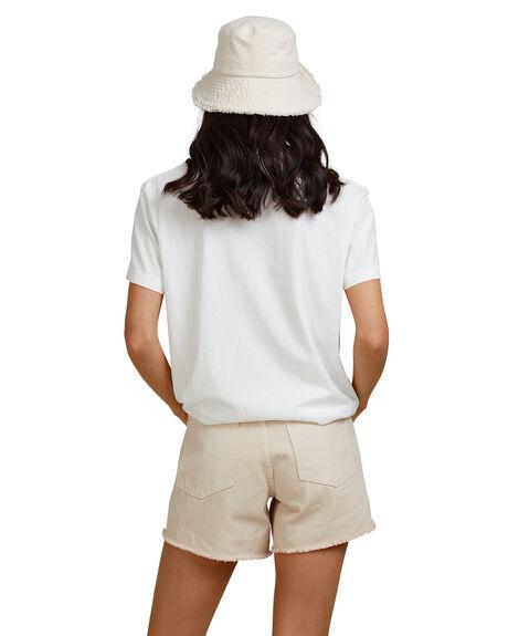 SALT CRYSTAL WOMENS CLOTHING BILLABONG TEES - 6513021-SCY
